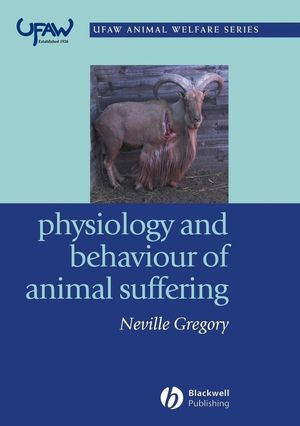 Physiology and Behaviour of Animal Suffering (0632064684) cover image