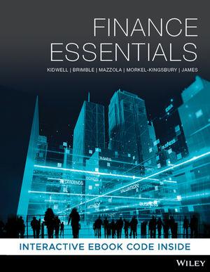Finance Essentials, 1st Edition
