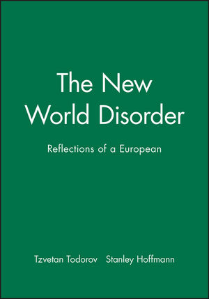 The New World Disorder: Reflections of a European