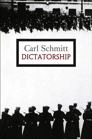 Dictatorship (0745646484) cover image