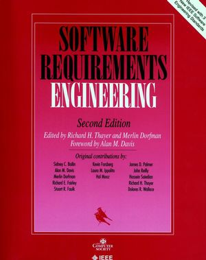 Software Requirements Engineering, 2nd Edition (0818677384) cover image