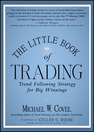 Wileytrading The Little Book Of Trading Trend Following Strategy