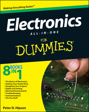 Electronics All-in-One For Dummies (1118159284) cover image