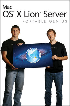 Mac OS X Lion Server Portable Genius (1118233484) cover image