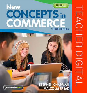 New Concepts in Commerce, 3rd Edition eGuidePLUS (Online Purchase)