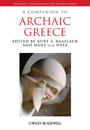 A Companion to Archaic Greece (1118451384) cover image