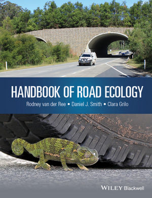 Handbook of Road Ecology (1118568184) cover image