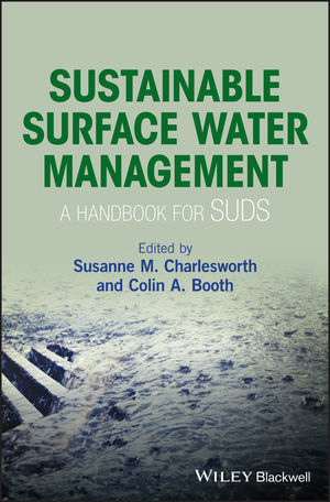 Sustainable Surface Water Management: A Handbook for SUDS (1118897684) cover image