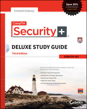 CompTIA Security+ Study Guide: SY0-401, 6th Edition ...