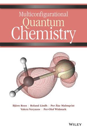 Multiconfigurational Quantum Chemistry (1119277884) cover image