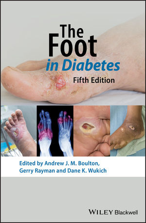 The Foot in Diabetes, 5th Edition