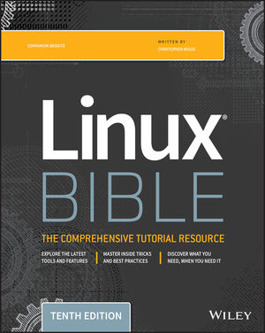 Linux Bible, 10th Edition