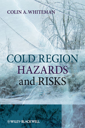 Cold Region Hazards and Risks (1119957184) cover image