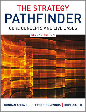The Strategy Pathfinder: Core Concepts and Live Cases, 2nd Edition (1119995884) cover image