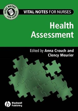 Health Assessment (1405114584) cover image
