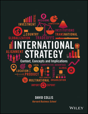 difference between international strategy and global strategy