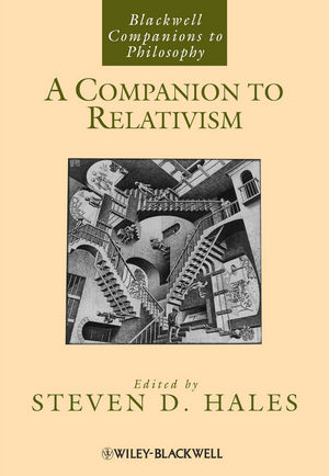 A Companion to Relativism (1444392484) cover image