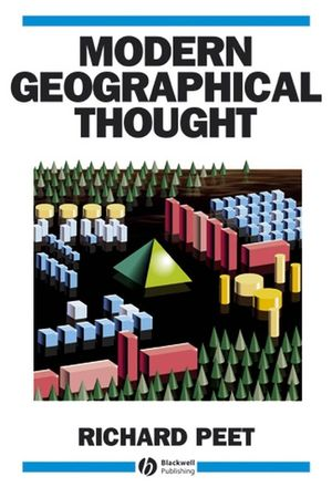 Modern Geographical Thought (1557863784) cover image