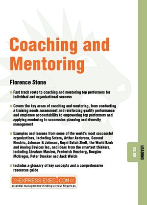 Coaching and Mentoring: Leading 08.09