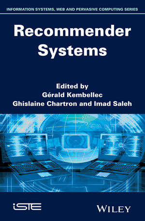 Cover of the Recommender Systems book