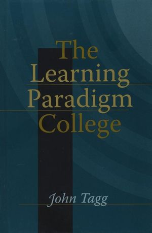 The Learning Paradigm College (1882982584) cover image