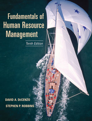 Fundamentals of Human Resource Management, 10th Edition (EHEP000184) cover image