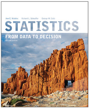 Statistics: From Data to Decision, 2nd Edition (EHEP001584) cover image