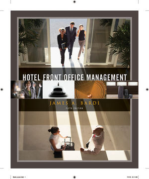 Hotel Front Office Management 5th Edition (EHEP001784) cover image