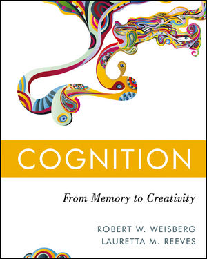 Cognition: From Memory to Creativity (0470226285) cover image