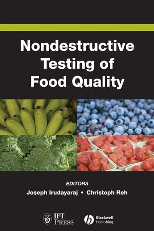Nondestructive Testing of Food Quality (0470388285) cover image