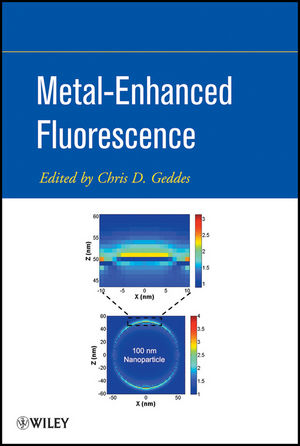 Metal-Enhanced Fluorescence (0470642785) cover image