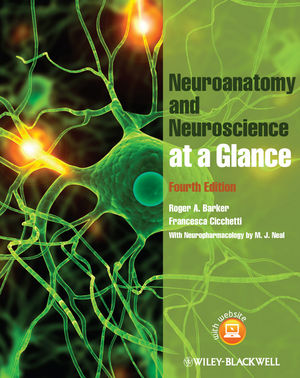 Neuroanatomy and Neuroscience at a Glance, 4th Edition (0470657685) cover image