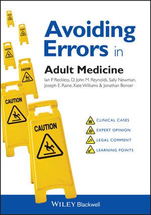 Avoiding Errors in Adult Medicine (0470674385) cover image
