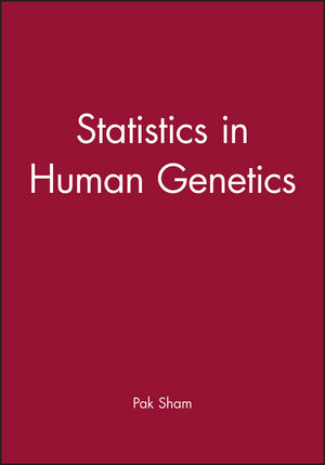 Statistics in Human Genetics (0470689285) cover image