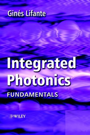 Integrated Photonics: Fundamentals (0470848685) cover image