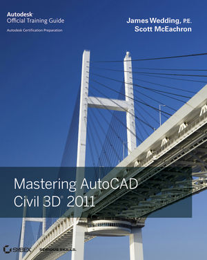 Mastering AutoCAD Civil 3D 2011 (0470884185) cover image