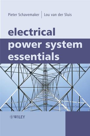 Electrical Power System Essentials (0470987685) cover image