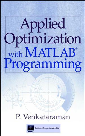 applied optimization with matlab programming general rh wiley com MATLAB 2D Animation MATLAB Program Examples