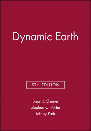 Dynamic Earth, Geodiscoveries, 5th Edition (0471447285) cover image