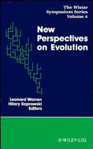 New Perspectives on Evolution
