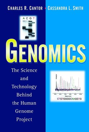 Genomics: The Science and Technology Behind the Human Genome Project (0471599085) cover image
