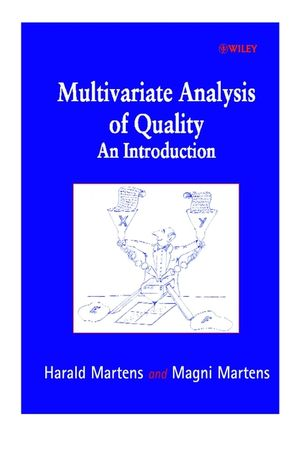 Multivariate Analysis of Quality: An Introduction (0471974285) cover image