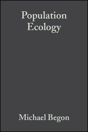 Population Ecology: A Unified Study of Animals and Plants, 3rd Edition (0632034785) cover image