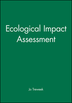 Ecological Impact Assessment (0632037385) cover image