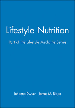 Lifestyle Nutrition: Part of the Lifestyle Medicine Series (0632045485) cover image