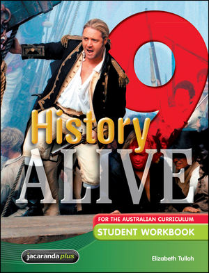 History Alive 9 for the Australian Curriculum, Student Workbook