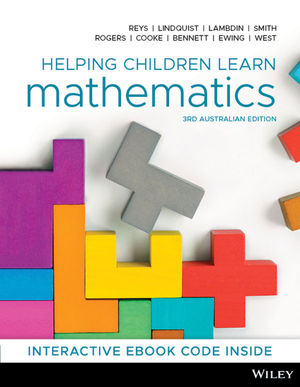 Helping Children Learn Mathematics, 3rd Australian Edition