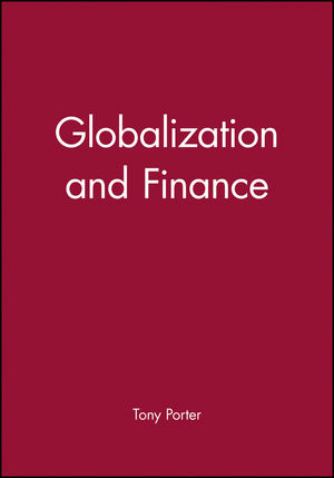 Globalization and Finance (0745631185) cover image