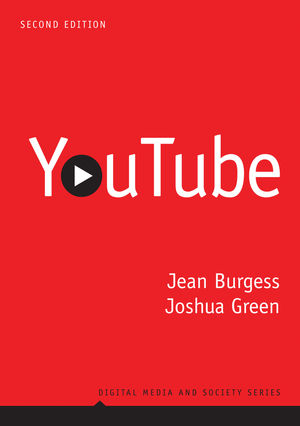 YouTube: Online Video and Participatory Culture, 2nd Edition (0745660185) cover image