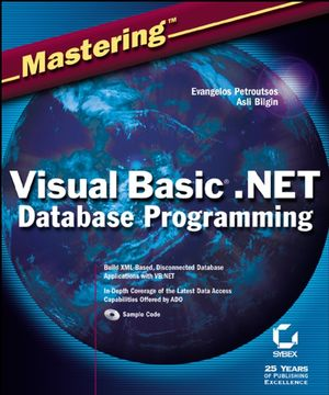 Mastering Visual Basic .NET Database Programming (0782128785) cover image